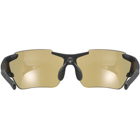 UVEX Sportstyle 803 Race Colorvision Variomatic Glasses Small, czarny